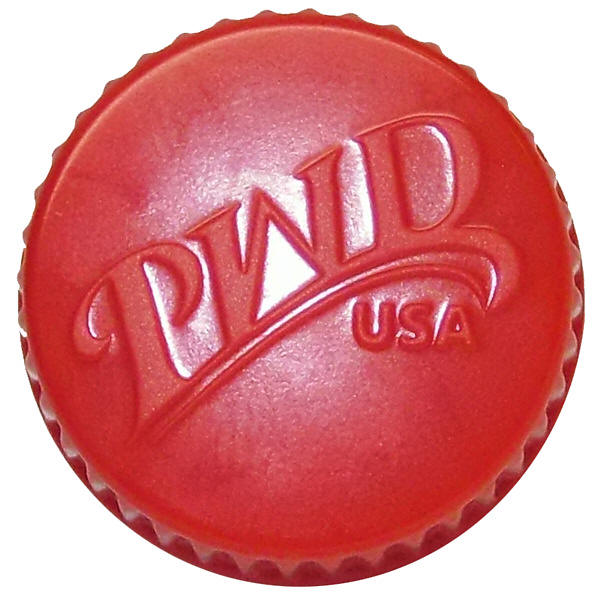 RED PWD RUSH CAP